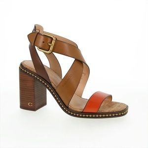 Coach sandal 👡 nib